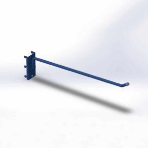 Broche simple avec embout plastique – Accroche Fond Perforé