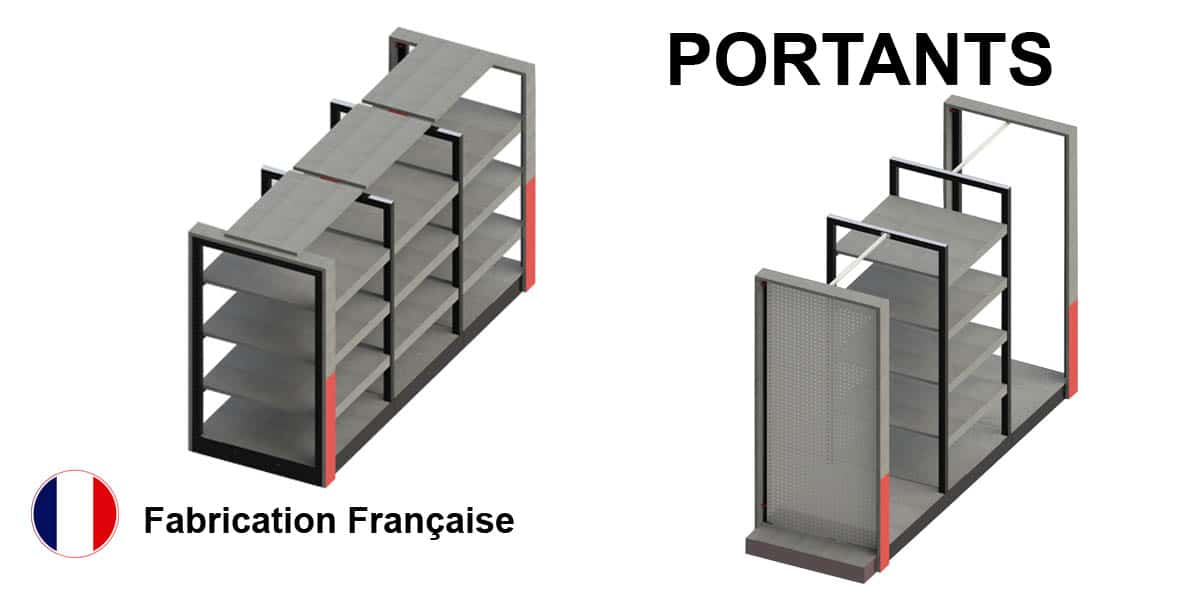 Produit perroquet - agencement de magasin - Fabricant FILMAG
