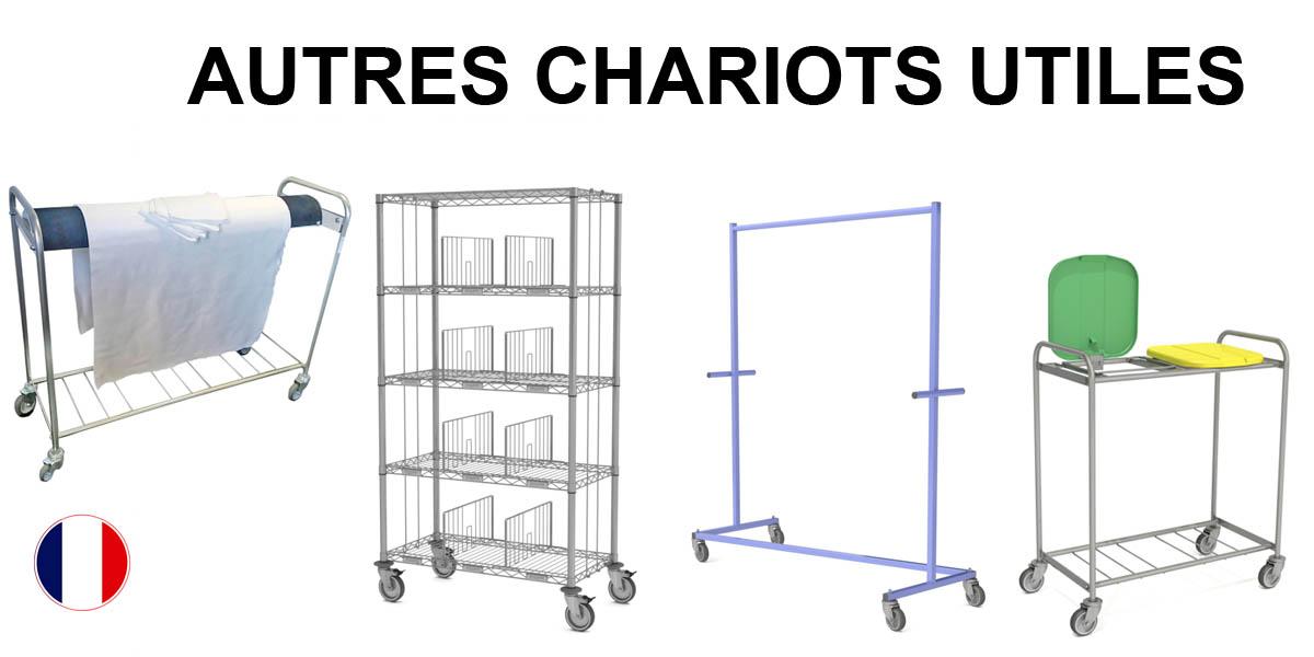 Autres chariot utiles