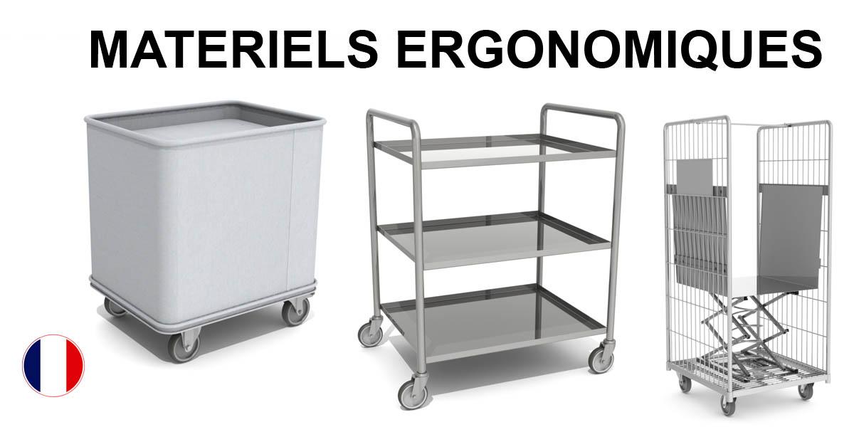 Chariots Matériels Ergonomiques